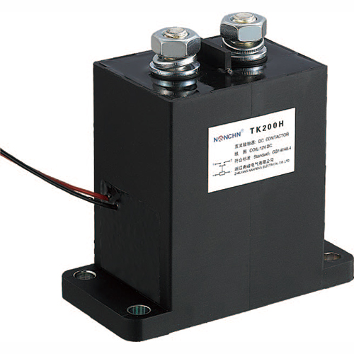 TK200H Type Fully Sealed High Voltage DC Contactor