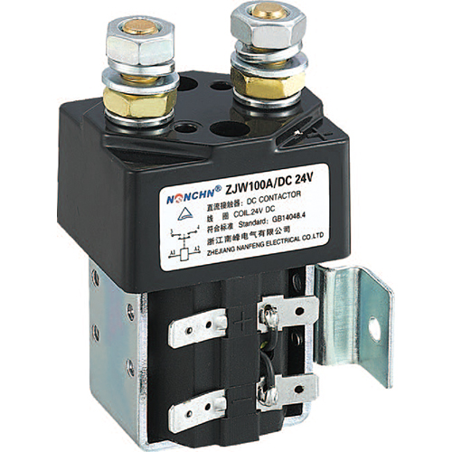 ZJW100A DC Contactor