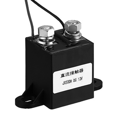 DC contactor manufacturers-JX50DH DC Contactor