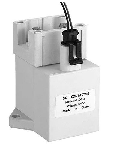NF200CZ and NF200A DC Contactor Products