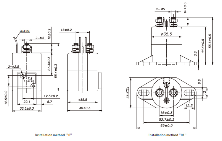 DC contactor manufacturer introduction - China Nanfeng Electric