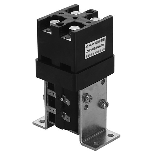 DC contactor supplier introduction_ZJW100-20 DC Contactor