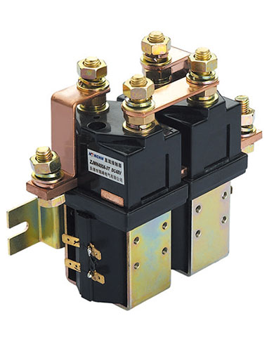 DC Contactor ZJW200H-T Supplier