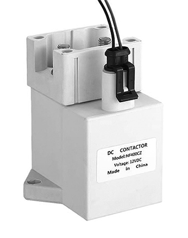 Introduction to six commonly used contactors