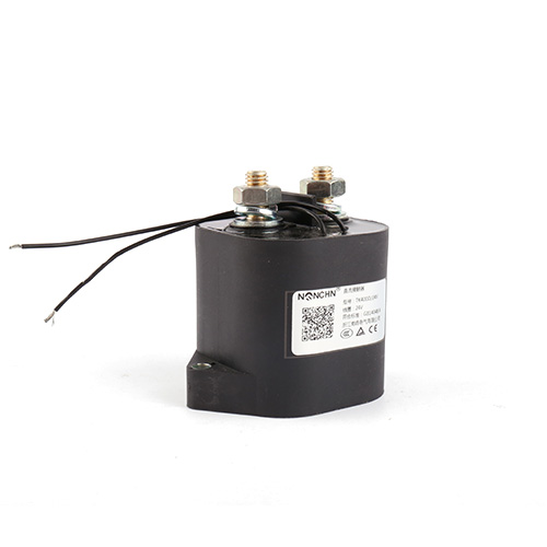 TK400D Type Fully Sealed High Voltage DC Contactor